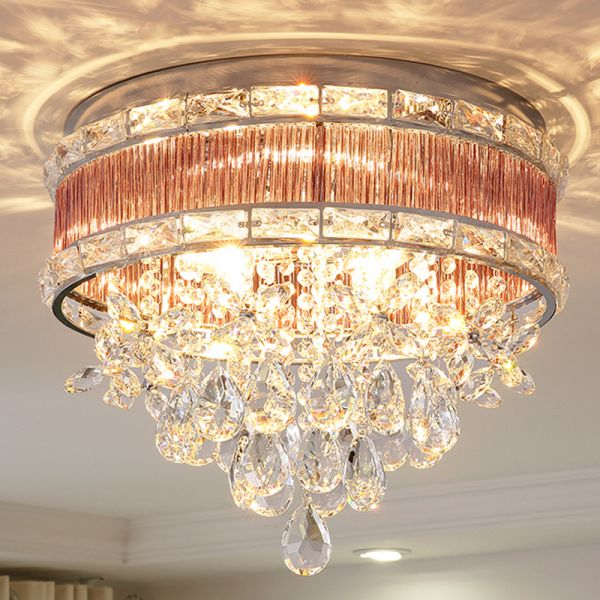 Home Furniture Diy Large Round, How To Remove A Large Chandelier
